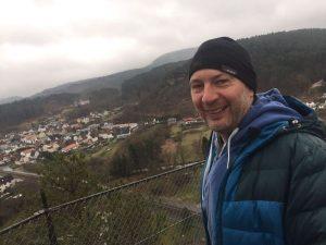 Ich in der Pfalz